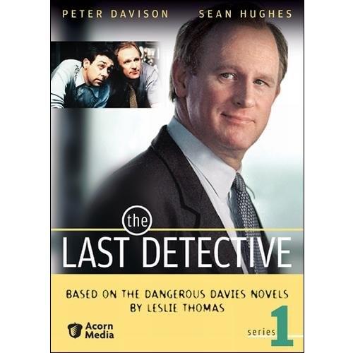 The Last Detective: Series 1 [2 Discs] [DVD]