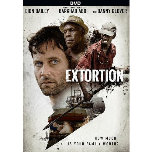Extortion [DVD] [2017]