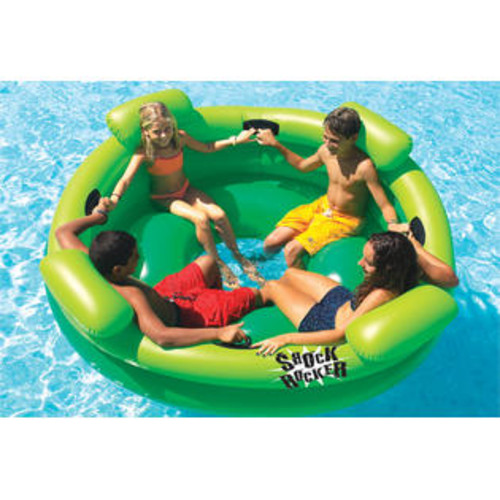 Swimline Shock Rocker Large Inflatable for Swimming Pool - 4 Kids