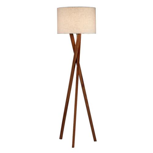 Adesso Brooklyn Tripod Floor Lamp