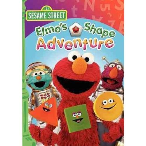 Sesame Street: Elmo's Shape Adventure (DVD)