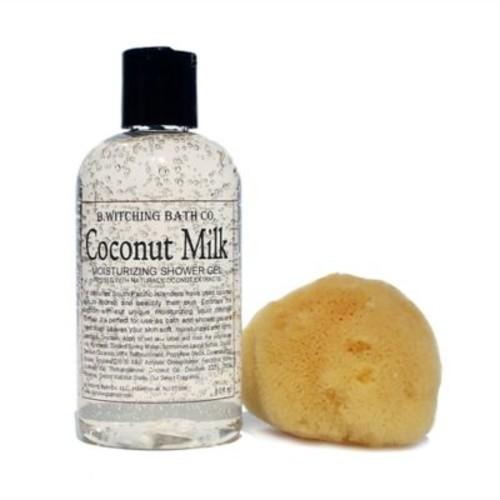B. Witching Bath Co. 8 oz. Coconut Milk Shower Gel