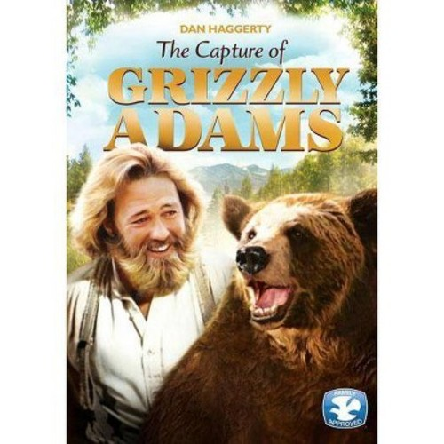 Grizzly adams:Capture of grizzly adam (DVD)