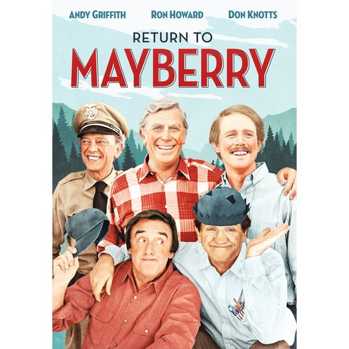 The Andy Griffith Show: Return to Mayberry [DVD] [1986]