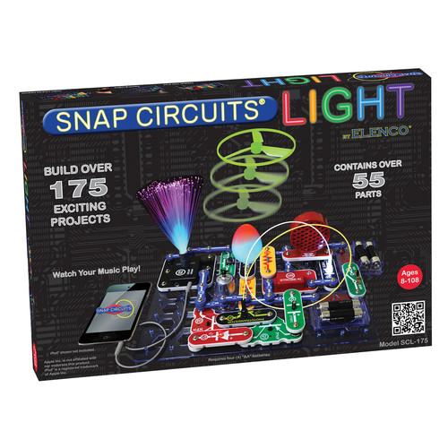Elenco Electronics Snap Circuits Light