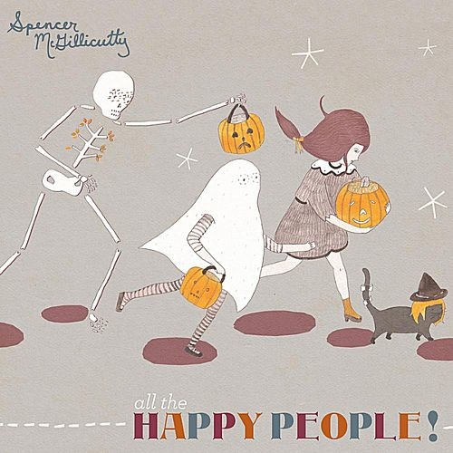 All the Happy People [CD]
