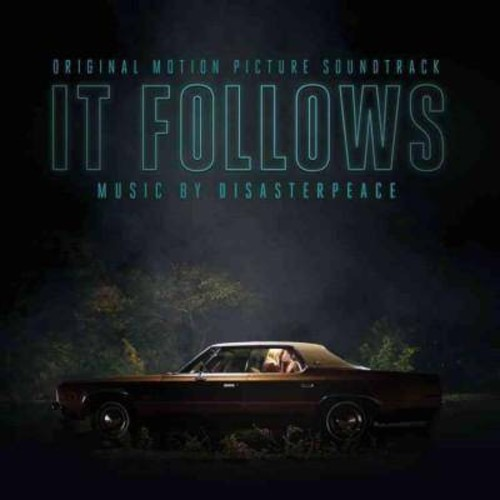 It Follows [Original Motion Picture Soundtrack] [CD]