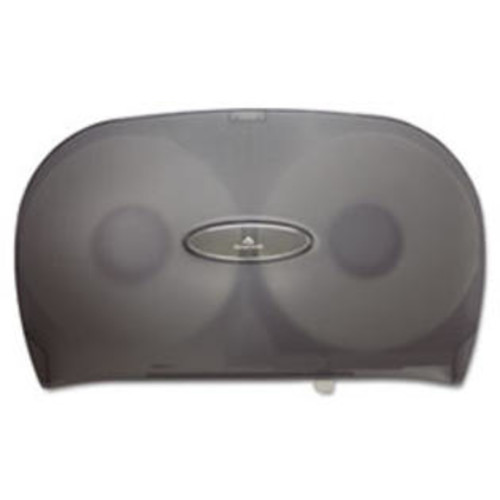 Georgia-Pacific Jumbo Jr. Two-Roll Bathroom Tissue Dispenser, 20 8/25 x 6 x 12 19/25,