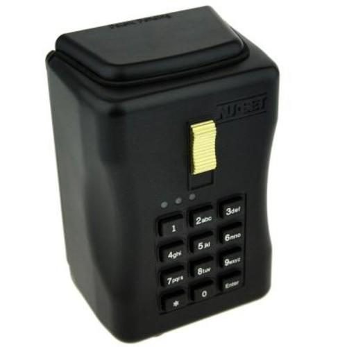 NUSET Smart-Box Electronic Lockbox Key Storage Lock Box Wall Mount