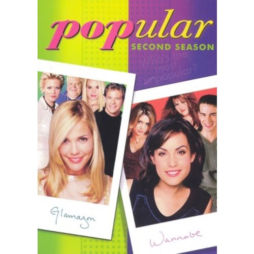 Popular: Season Two (6 Discs) (dvd_video)