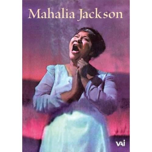 Mahalia jackson 1947-1962 (DVD)