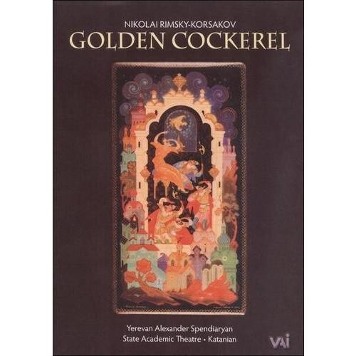 Golden Cockerel [DVD] [1986]