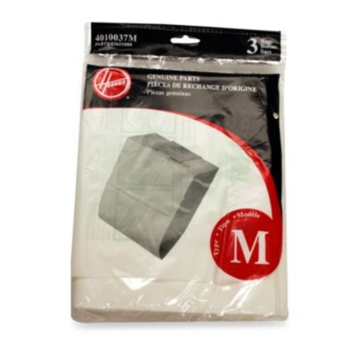 Hoover 3-Pack Type M Filtration Bags