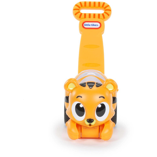 Little Tikes Light 'n Go Catchin' Lights Tiger Push Toy
