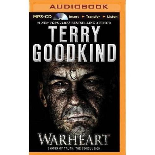 Warheart (MP3-CD) (Terry Goodkind)