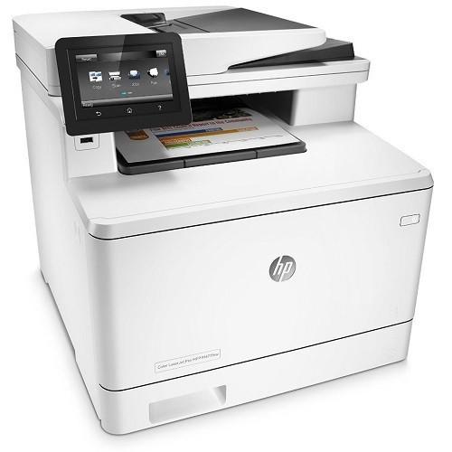 LaserJet Pro M477FNW Multifunction Laser Printer