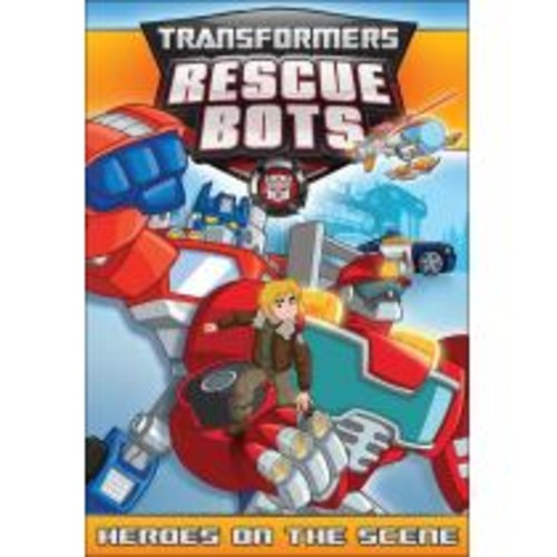 Transformers: Rescue Bots - Heroes on the Scene [DVD]