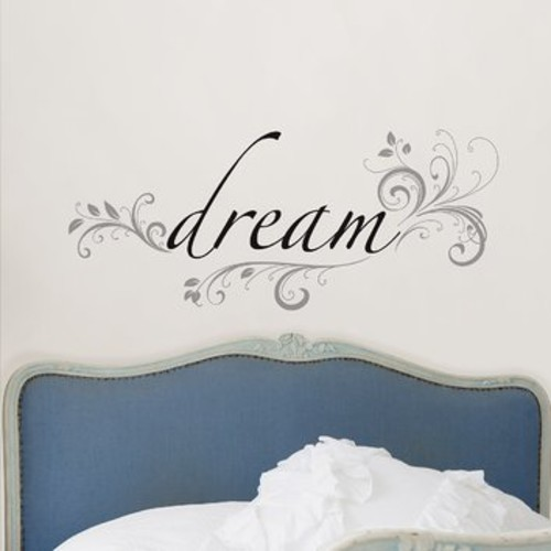 WallPops Dream Wall Quote Decal