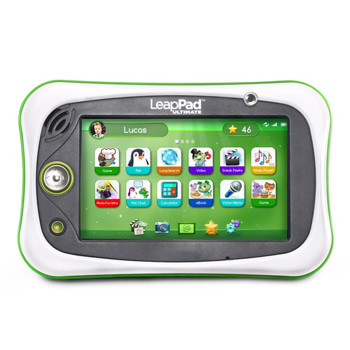 LeapFrog LeapPad Ultimate Learning Tablet