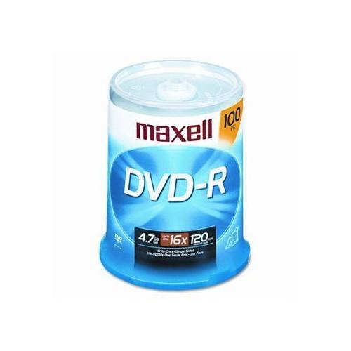 MAX638014 - DVD-R Discs