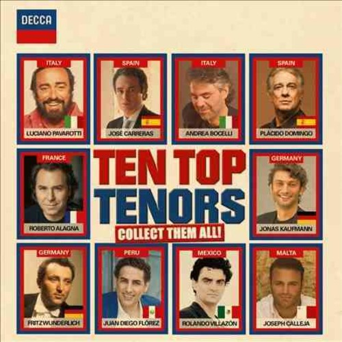 Various - Ten Top Tenors