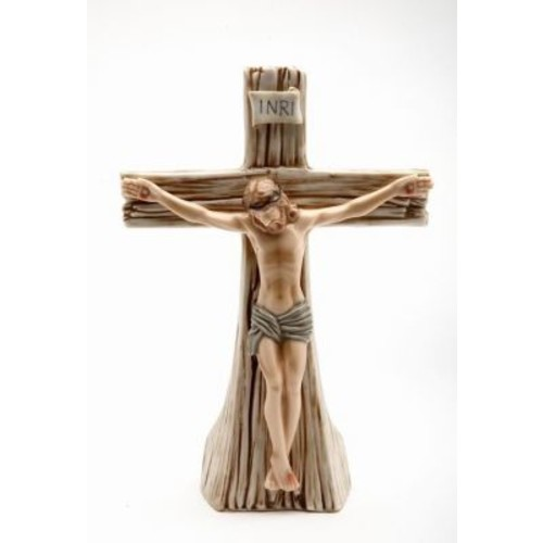 CosmosGifts Jesus on a Cross Tealight Holder