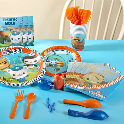 The Octonauts - Party Pack for 16