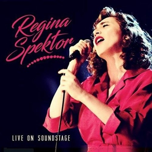 Regina Spektor Live on Soundstage (Blu-ray)