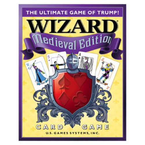 US Games Systems U.S. Games Systems Wizard Medieval Edition