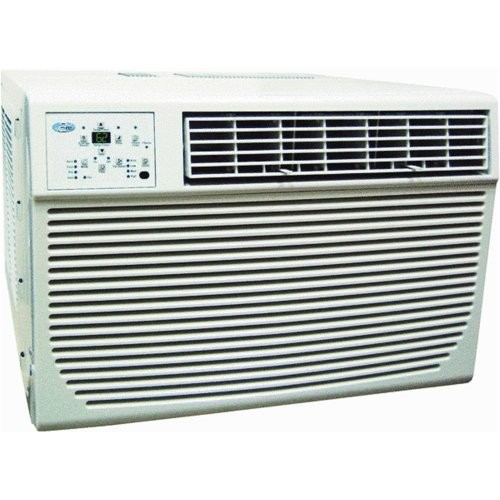 Perfect Aire PACH12000 12000BTU Window Air-Conditioner/Heater for Room Size 22' x 25' , 550 Sq Ft [12,000 BTU]