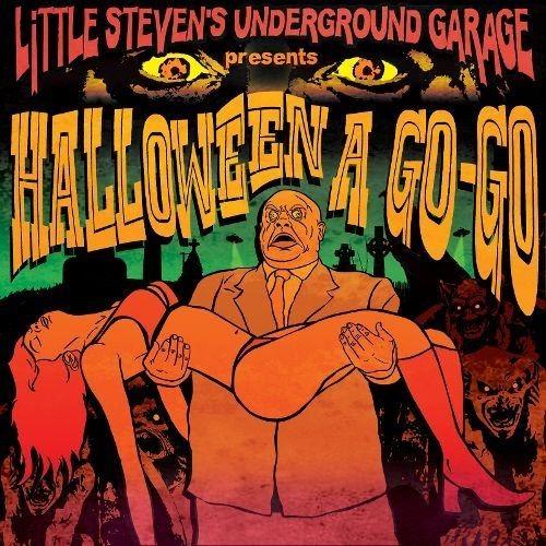 Halloween a Go-Go [CD]