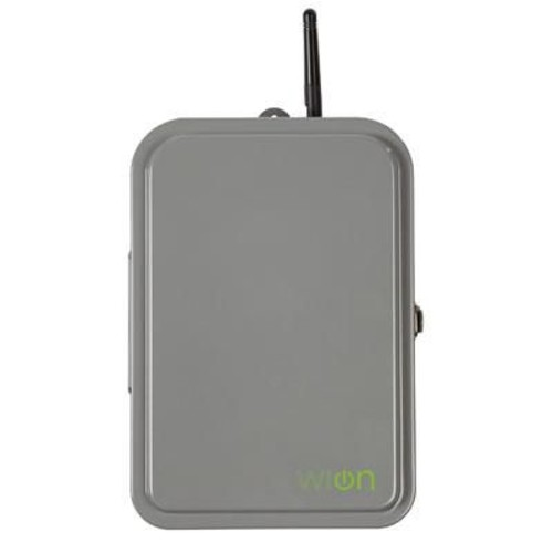 Coleman Cable WiOn 50054 Outdoor Wi-Fi Smart Box, Hardwired