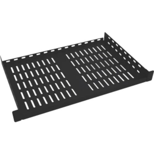Tripp Lite Rack Enclosure Cantilever Toolless Mount Fixed Shelf 1URM