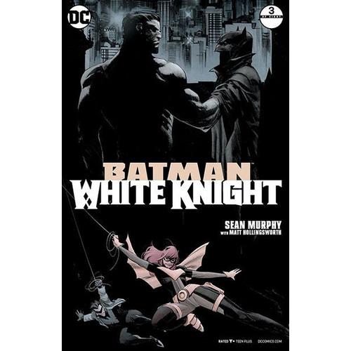 Batman: White Knight (2017-) #3