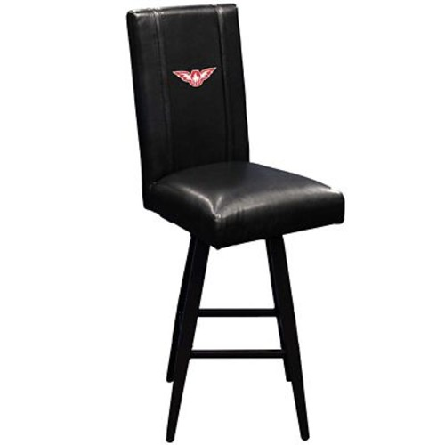 Dreamseat Swivel Bar Stool; Atlanta Hawks - Secondary