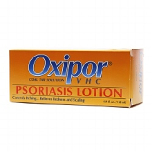 Oxipor VHC Coal Tar Solution, Psoriasis Lotion