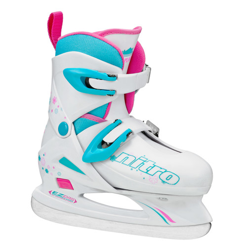 Lake Placid Nitro Girls Recreational Ice Skate