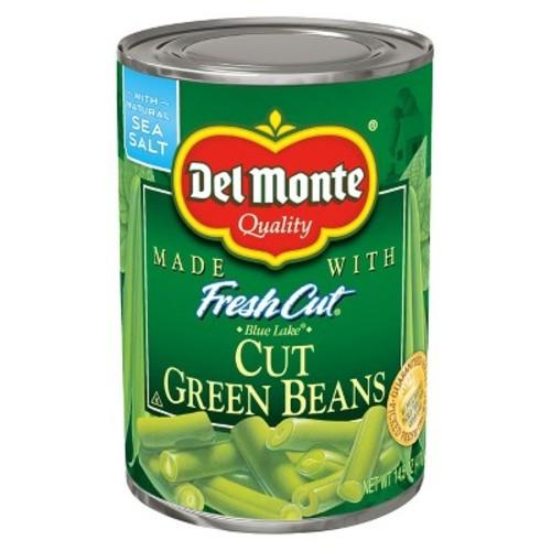 Del Monte Fresh Cut Green Beans 14.5 oz