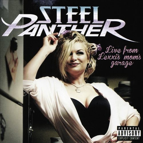 Live from Lexxi's Mom's Garage [CD] [PA]