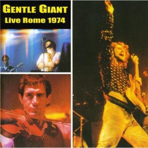 Live in Rome 1974 [CD]