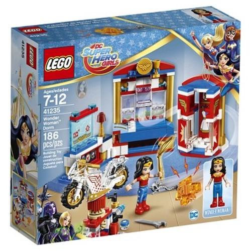 LEGO Super Hero Girls' Wonder Woman Dorm 41235