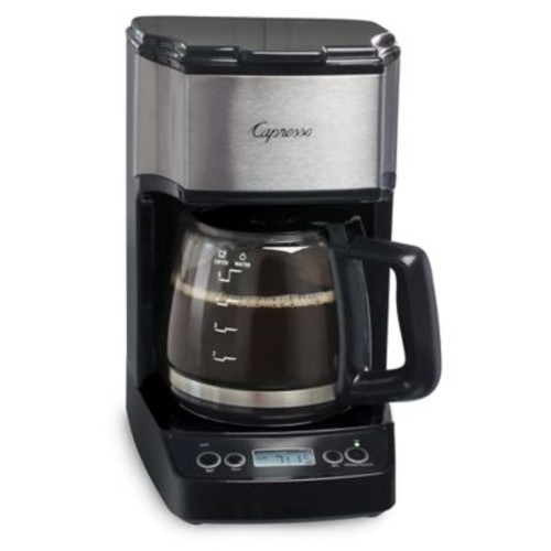 Capresso 5-Cup Minidrip Programmable Coffee Maker