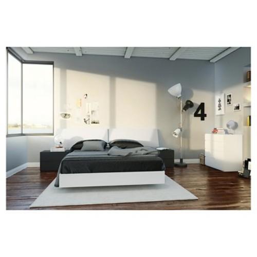 Melrose 5 Piece Full Size Bedroom Set - Nexera