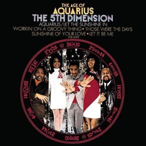 Fifth dimension - Age of aquarius (CD)