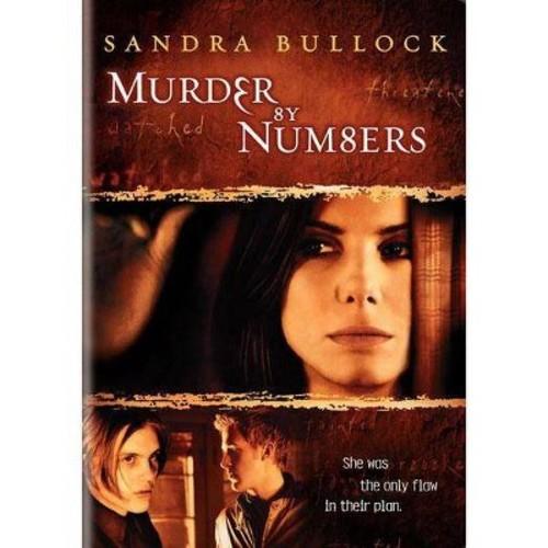 Warner Mystery & Suspense Murder by Numbers (DVD)