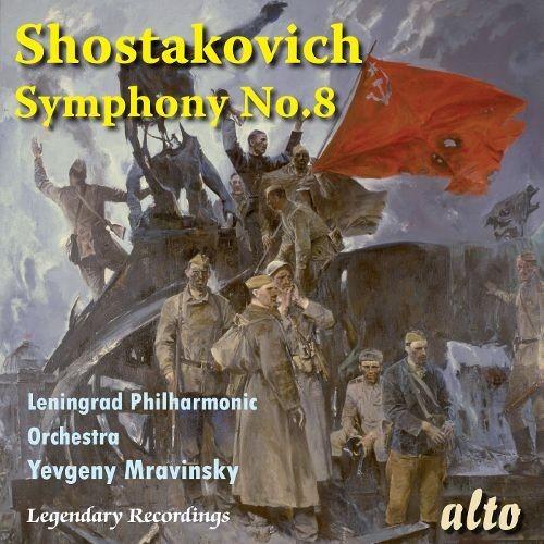 Shostakovich: Symphony No. 8 [1982 Recording] [CD]