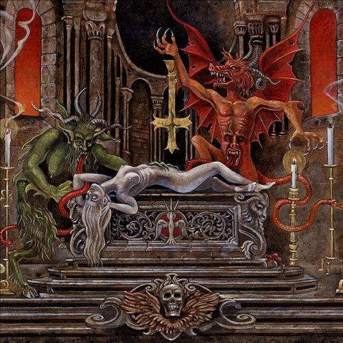 Thy Kingdom Cum [CD]