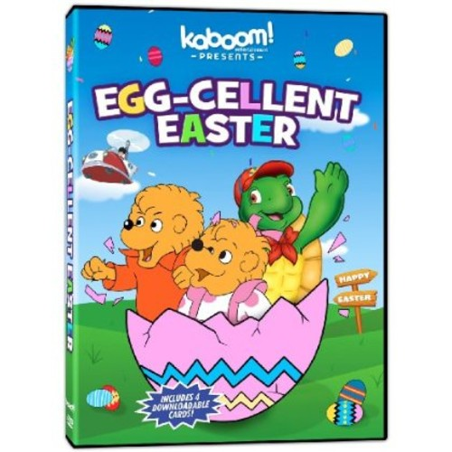 Kaboom!: Egg-cellent Easter (DVD)