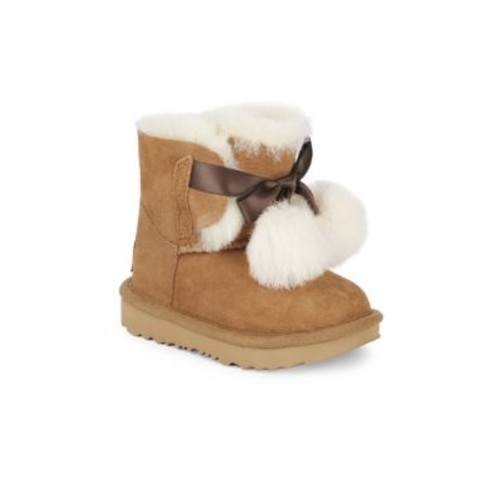 Toddler's and Kid's Gita Shearling Boots