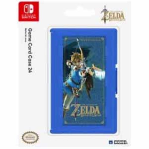 Hori 25 Game Card Case Nintendo Switch - Zelda